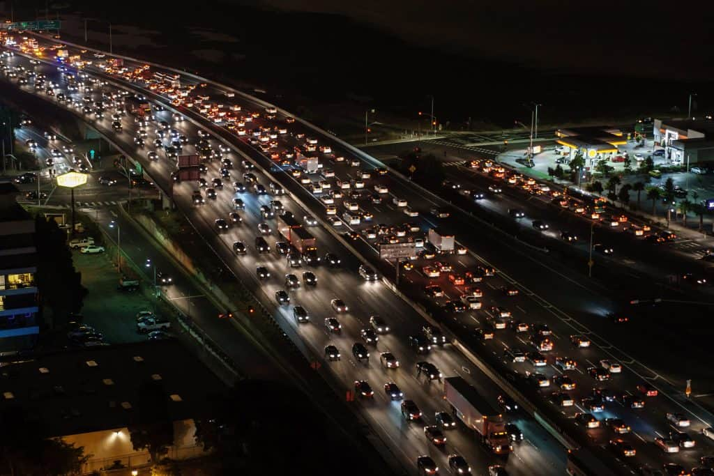 [img] Traffic jam
